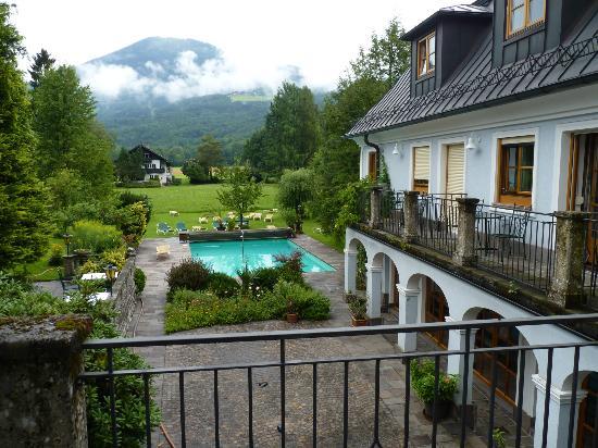 Gasthof Hotel Doktorwirt: veduta dalla camera