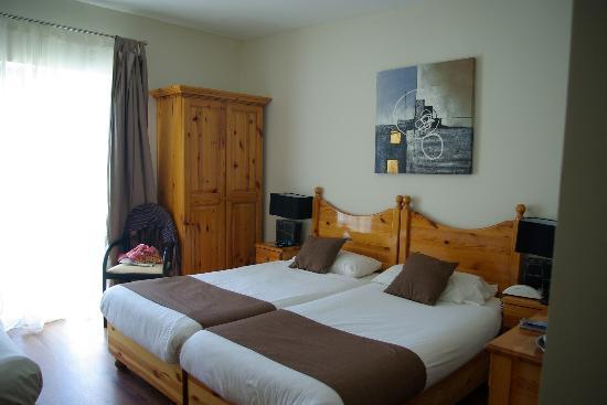 Plevna Hotel: Vue de la chambre