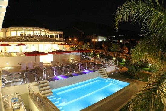 Ganimede Hotel: esterno hotel