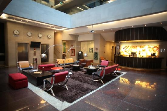 Four Points by Sheraton Mexico City Col. Roma: Lobby Hotel Four Points Mexico City