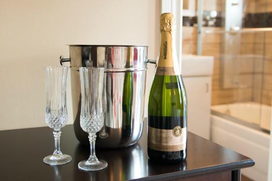Olux Hotel Motel & Suites : room de luxe