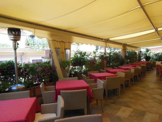 Hotel San Carlo: Restaurant