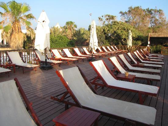 Club Med Agadir: zona piscina