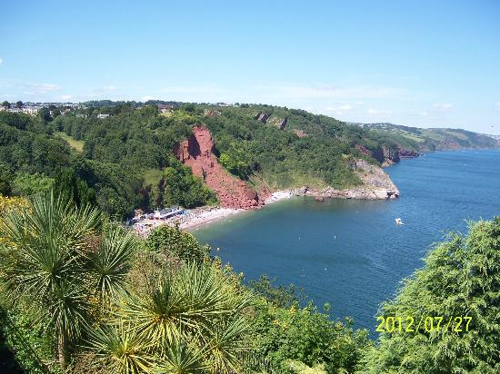 Babbacombe Guest House: torbay bay