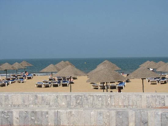 Club Med Agadir: spiaggia