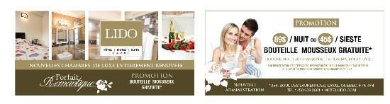 Olux Hotel Motel & Suites : forfait Romantique