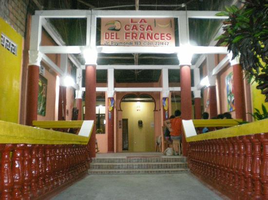 Hotel La Casa del Frances
