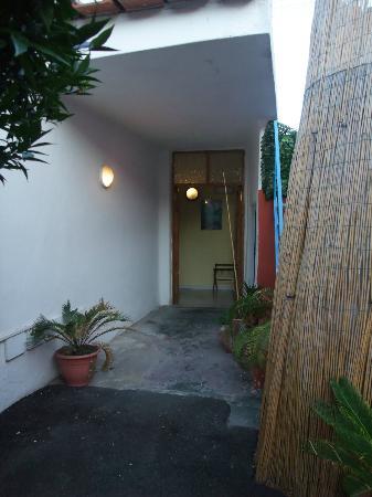 Hotel Villa Franca: Ingresso stanze