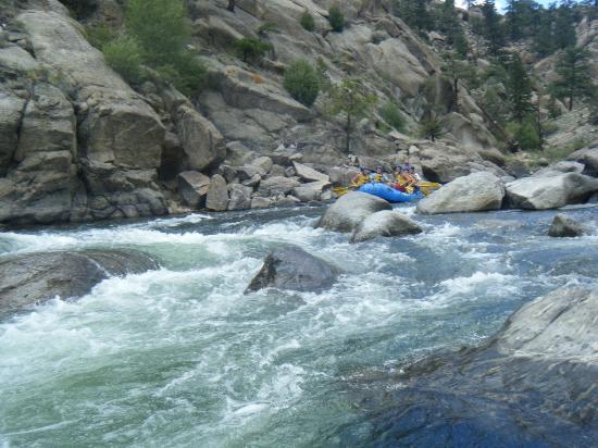 Buffalo Joe's Whitewater Rafting : Buffalo Joe's