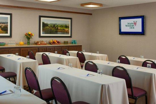 Napa Winery Inn Vineyard Room