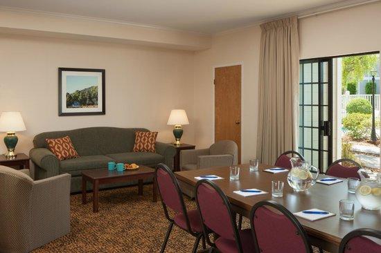 Napa Winery Inn: Executive Patio Suite
