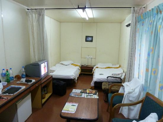 Bell Hotel Tuticorin: Room