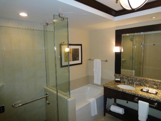 Ameristar Casino Resort Spa Black Hawk: Tub/Shower