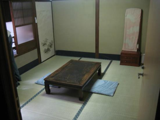 Gojo Guest House Annex: Our Japanese style room