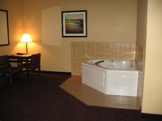 Pocahontas Inn & Suites: Honeymoon Suite