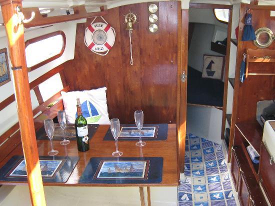 Guatavita, Κολομβία: Plan Romántico en barco