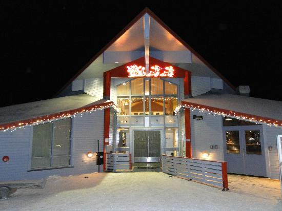 Radisson Blu Polar Hotel, Spitsbergen, Longyearbyen: Entrada do Hotel