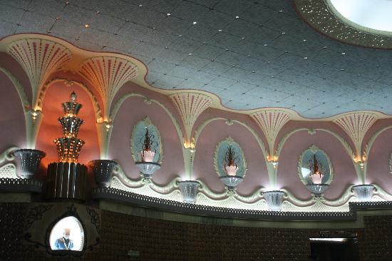 Raj Mandir Cinema: Inside the foyer