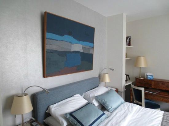 Hotel Parc St. Severin - Esprit de France: ホテル客室シングル
