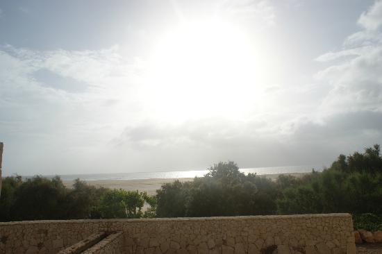 Royal Decameron Boa Vista: View of sea from room