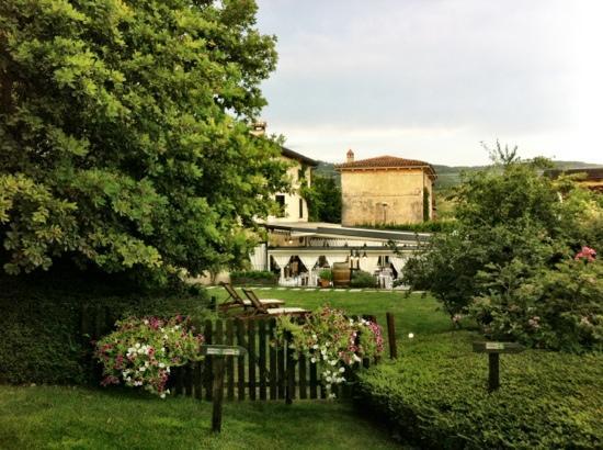 Negrar, Italia: Locanda 800