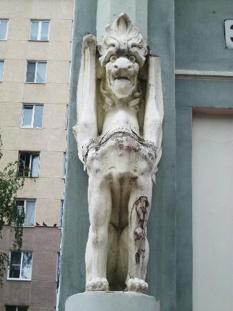 Bolshaia Pokrovskaia Street: 17
