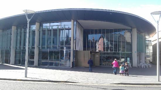 Perth Theatre: Perth Concert Hall