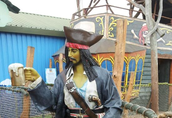 Mr Mulligan's Pirate Golf : ahoy there!!