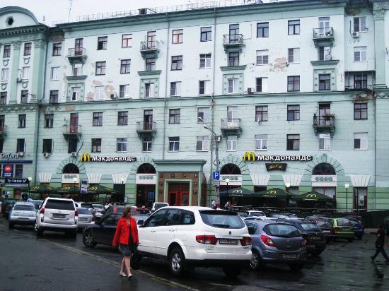 Bolshaia Pokrovskaia Street: 12