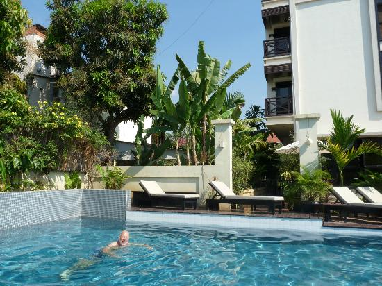 The Kool Hotel: prachtig zwembad
