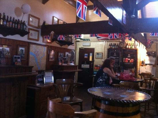 York brewery bar