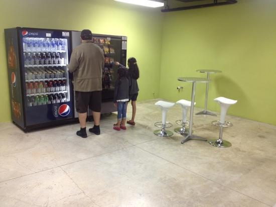 Museo de Vida Silvestre: snacks