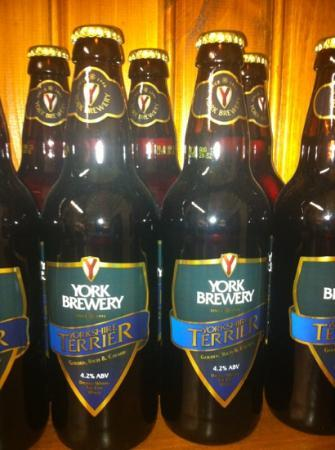 York Brewery: ale to buy