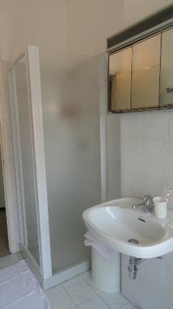 Residence Giusti 6: bagno molto luminioso
