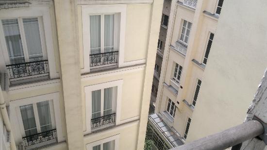 Royal Magda Etoile Hotel: Apartamento do sexto andar