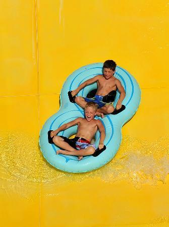 Nashville Shores Lakeside Resort: The Big Scream at Nashville Shores