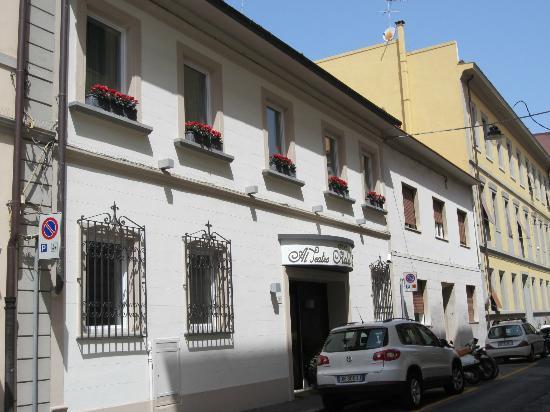 Front of Al Teatro Hotel