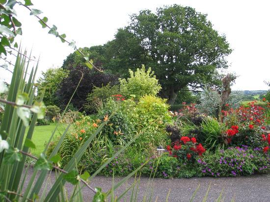 Inveraray Farm Guesthouse: garden