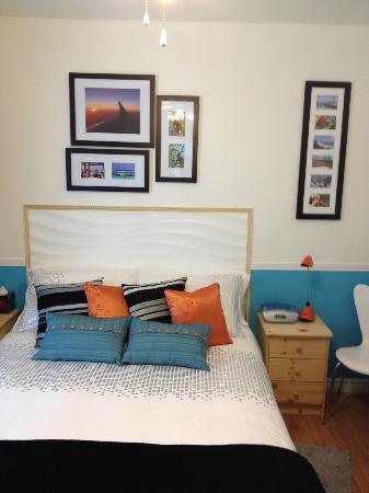 Gite Confort: notre chambre