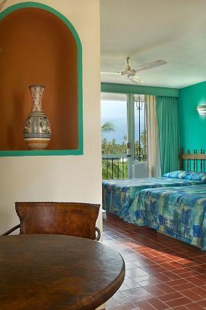 Hotel Garza Canela: Habitación estandar