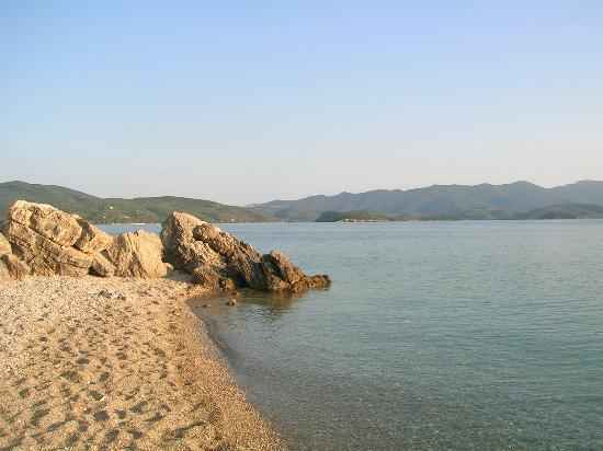 Χόρτο, Ελλάδα: Beach