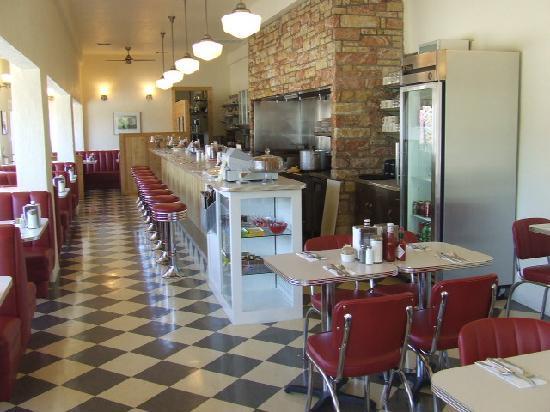 Sugar Pine Cafe: Sugar Pine interior