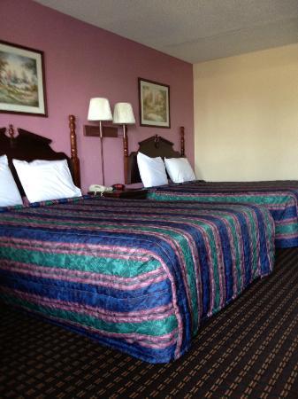America's Best Inn : Really Very Nice Room