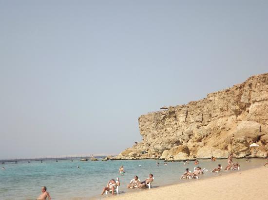 Faraana Reef Resort: spiaggia