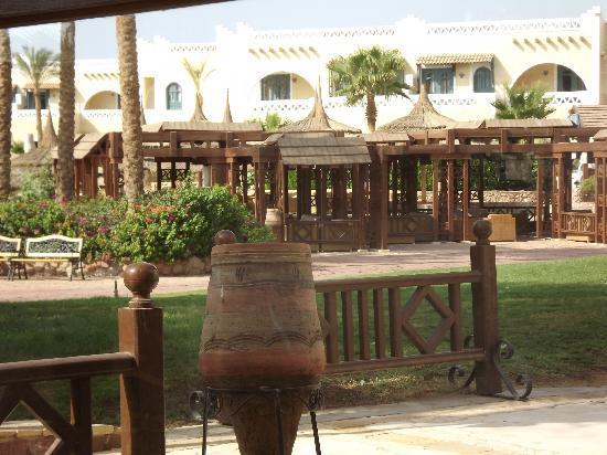 Faraana Reef Resort: veduta villaggio