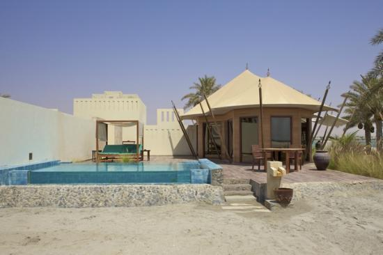 Banyan Tree Ras Al Khaimah Beach - TEMPORARILY CLOSED: Villa mit Pool