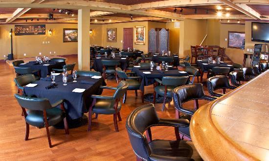 Cafe Portofino's Firelight.