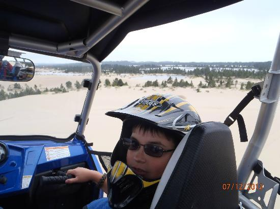 Dune Bugs ATV Tours: Safety first!