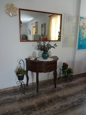 Pension Galini Ireon Village : Entrance hall