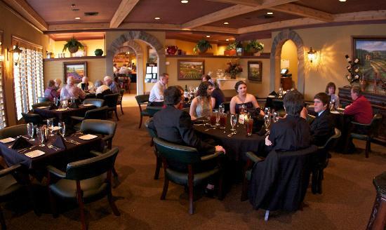 Cafe Portofino an ANY occasion restaurant!